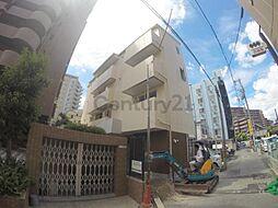 大阪府池田市栄町の賃貸マンションの外観