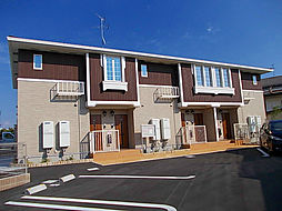 大阪府堺市南区稲葉1丁の賃貸アパートの外観
