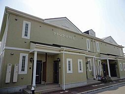兵庫県高砂市阿弥陀町北池の賃貸アパートの外観