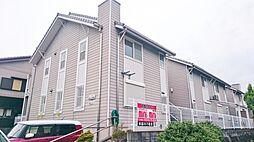 奈良県北葛城郡河合町高塚台1丁目の賃貸アパートの外観