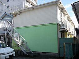 静岡県沼津市新宿町の賃貸アパートの外観