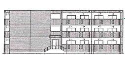 アスタリスク城西[2階]の外観