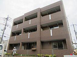 大阪府富田林市喜志町1丁目の賃貸マンションの外観