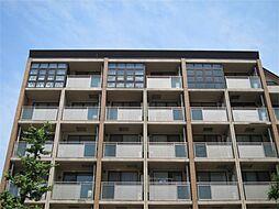 東京都目黒区目黒4丁目の賃貸マンションの外観