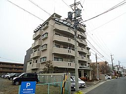 シティーマンション高針[4階]の外観