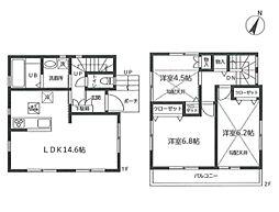 東大宮駅 2,580万円