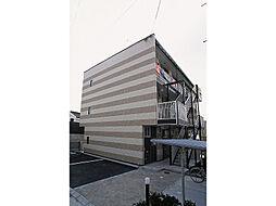 レオパレスフセアジロミナミ[103号室号室]の外観