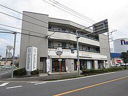 埼玉県上尾市春日1丁目の賃貸アパートの外観