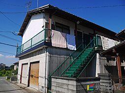 高木アパート[1号室]の外観