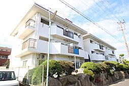 愛知県名古屋市瑞穂区中根町2の賃貸マンションの外観