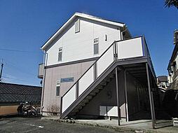 大阪府枚方市星丘2丁目の賃貸アパートの外観