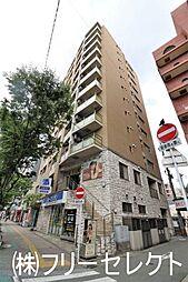 福岡県福岡市博多区中洲2丁目の賃貸マンションの外観