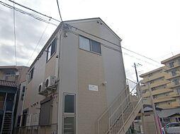 ファミリエール横須賀[201号室]の外観