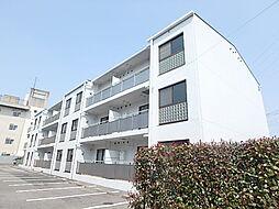 ガーデンヒルズ六高台B棟[103号室]の外観