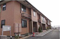 大阪府堺市中区見野山の賃貸アパートの外観