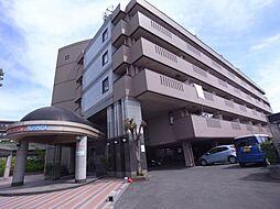 アズステーション星田[4階]の外観