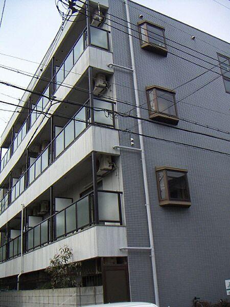 プレアール山之内 4階の賃貸【大阪府 / 大阪市住吉区】
