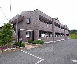 京都府木津川市加茂町北の賃貸マンションの外観