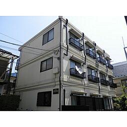 神奈川県川崎市川崎区渡田1の賃貸マンションの外観