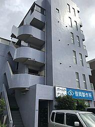 SSCビル[4階]の外観