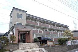 埼玉県吉川市道庭1丁目の賃貸マンションの外観