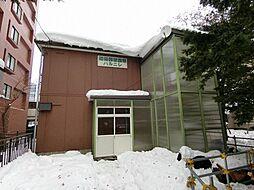 シティハイムハルニレ[1階]の外観