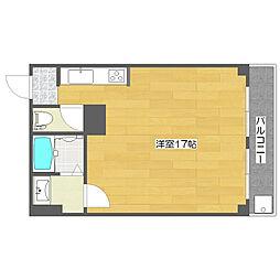 コットンライフMBS[2階]の間取り