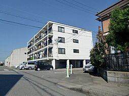 愛知県清須市朝日愛宕の賃貸マンションの外観