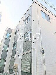 東京都江東区森下5丁目の賃貸アパートの外観