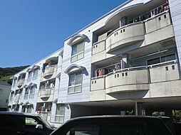 高知県高知市北秦泉寺の賃貸マンションの外観