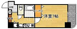 ランドマークシティ京都烏丸五条[1001号室号室]の間取り