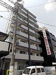 埼玉県川口市西川口3の賃貸マンションの外観