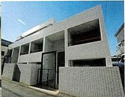 ルーブル幡ヶ谷[1階号室]の外観