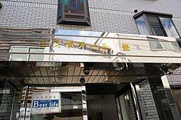 大阪府大阪市生野区中川5丁目の賃貸マンションの外観