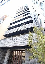 プレサンス上町台クレスト[4階]の外観
