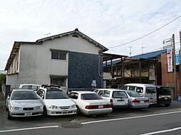 南郷マンション 西棟[1階]の外観