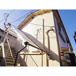 奈良県奈良市押小路町の賃貸アパートの外観