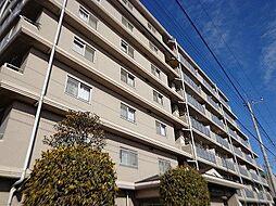 栃木県小山市城東4丁目の賃貸マンションの外観