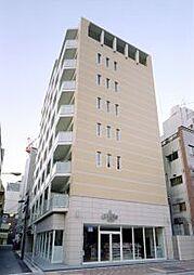 フレンシア麻布十番ノース[2階]の外観