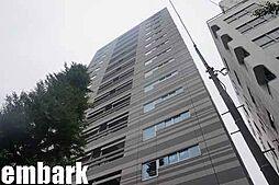 ピアース白金台[3階]の外観