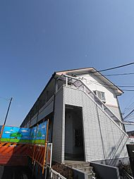 エル・ヴィーナ新倉III[1階]の外観