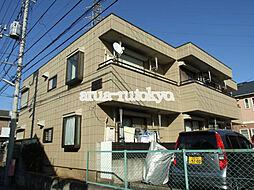 東京都武蔵野市吉祥寺東町2丁目の賃貸マンションの外観