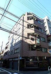東京都豊島区要町3丁目の賃貸マンションの外観