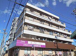 サンステージ竹の塚[204号室]の外観