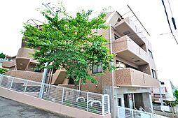 兵庫県神戸市灘区土山町の賃貸マンションの外観