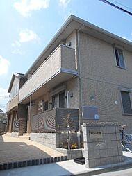 東京都練馬区関町北4丁目の賃貸アパートの外観