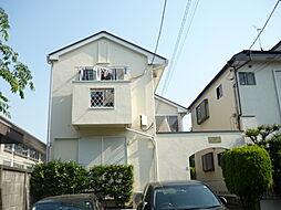 ベルシオン鳳[2階]の外観