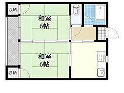 牧駅 3.2万円