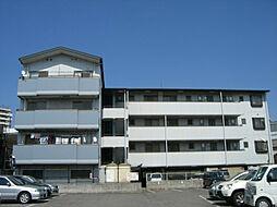 大阪府堺市堺区東湊町4丁の賃貸マンションの外観