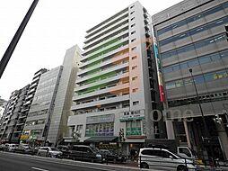 東京都文京区小日向4丁目の賃貸マンションの外観